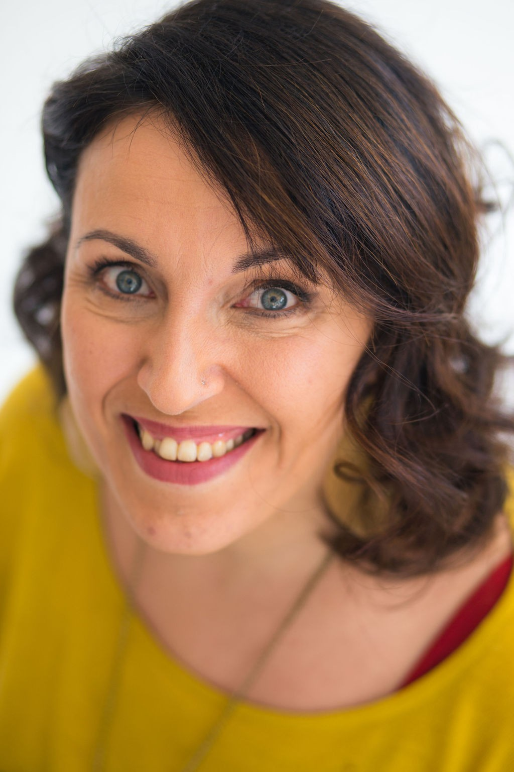 Lorenza Bianchini, massothérapeute, formatrice